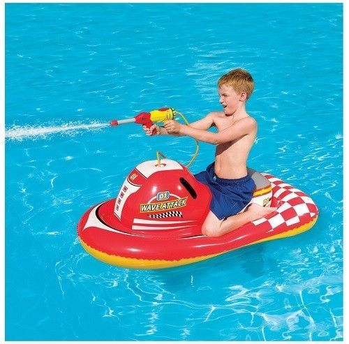 Water Guns Blasters Super Soakers Inflatable Ride On Pool