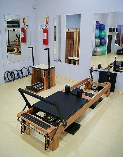 Designing your rooms using pilates equipment can be innovative