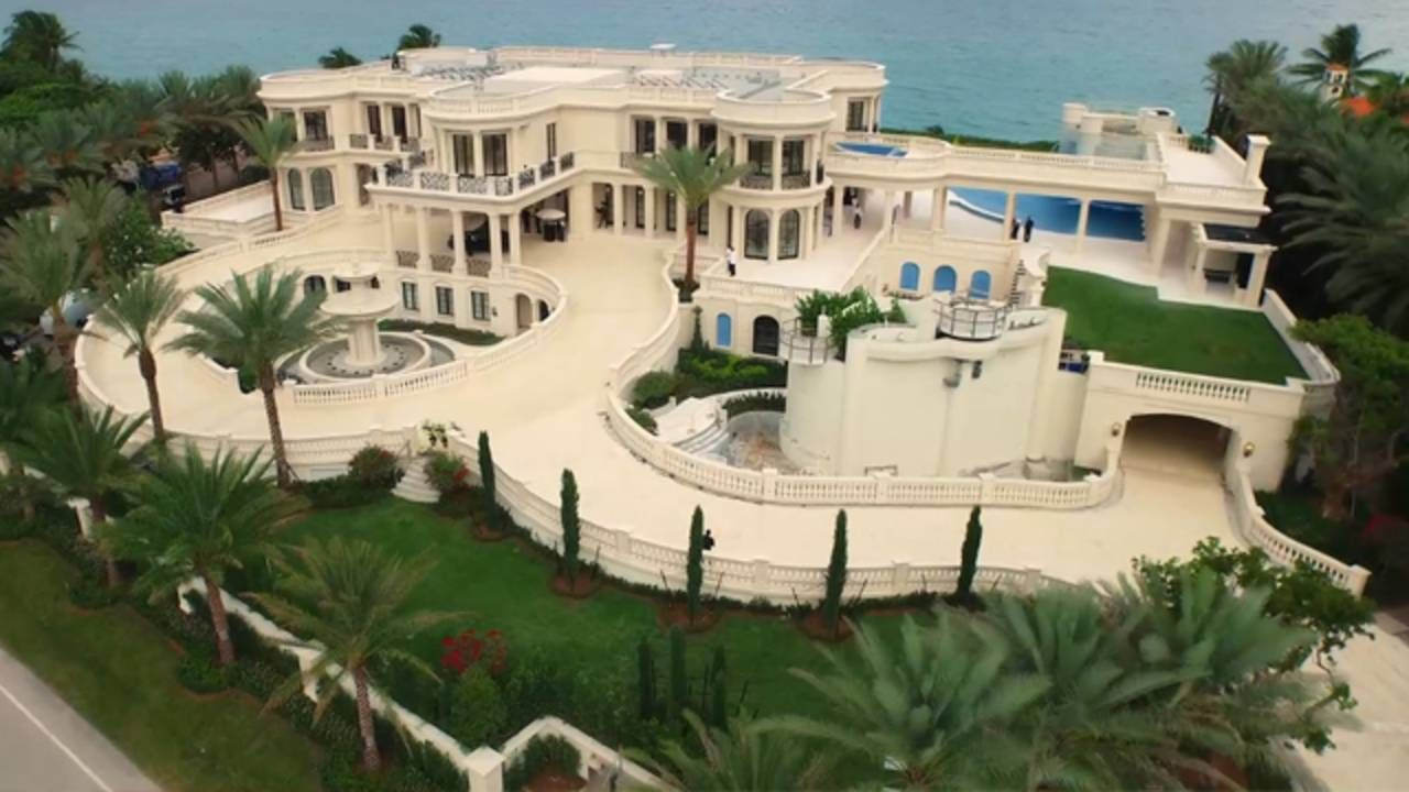 Most Expensive Home In Us For Sale In Hillsboro Beach Mansions