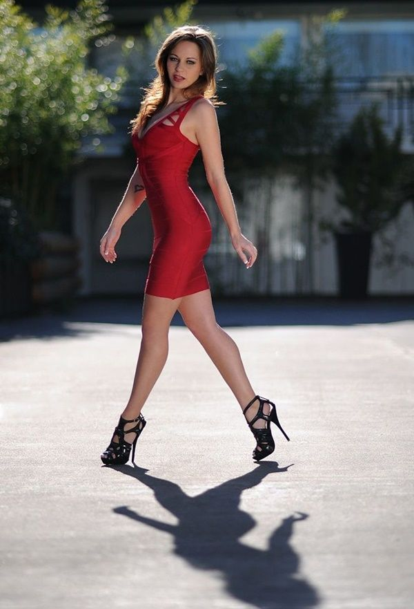 ba67b4e90d6 Sexy Tight Short Dresses for Girls30-Sexy red club dresses | Lady in ...