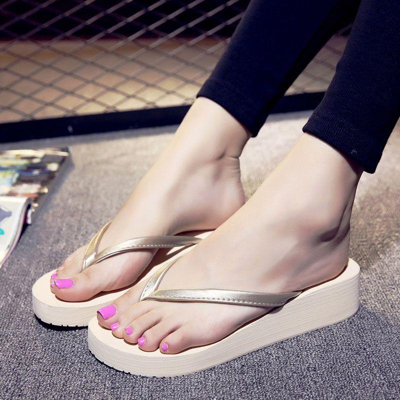 Mature flip flops