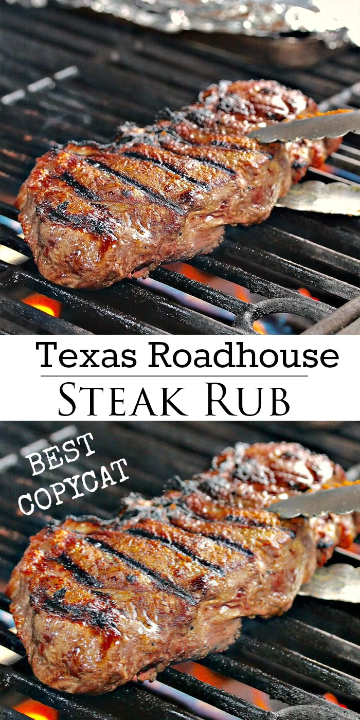 Texas Roadhouse Steak Rub -  Effektive Bilder, die wir über  decorate above gro...