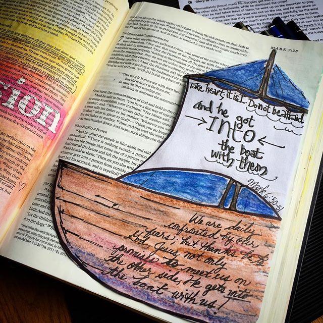 #biblejournalingdaily Instagram photos | Websta / karenscrapsinva