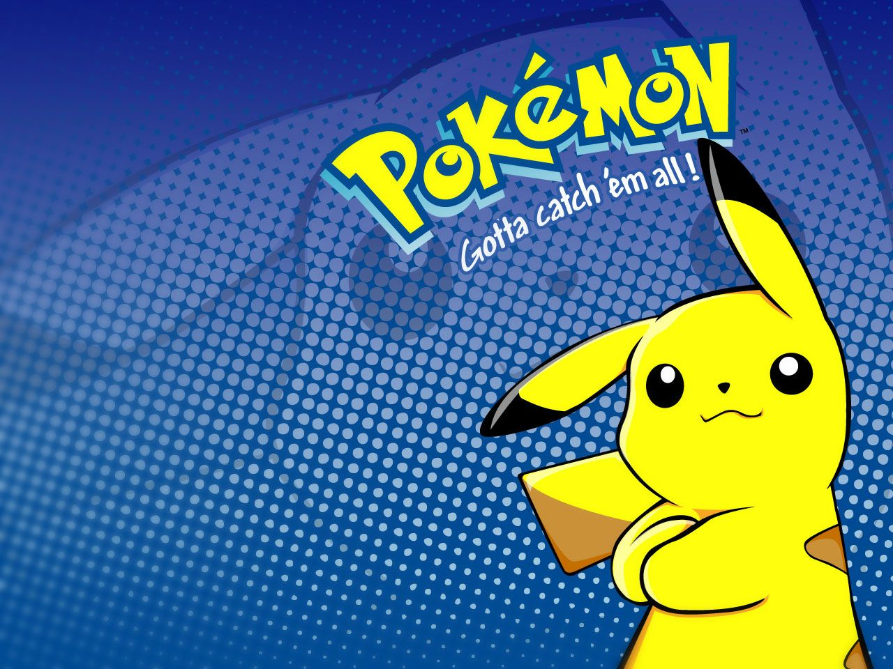 Pokemon Pikachu Cute Wallpaper HD 4501 Wallpaper