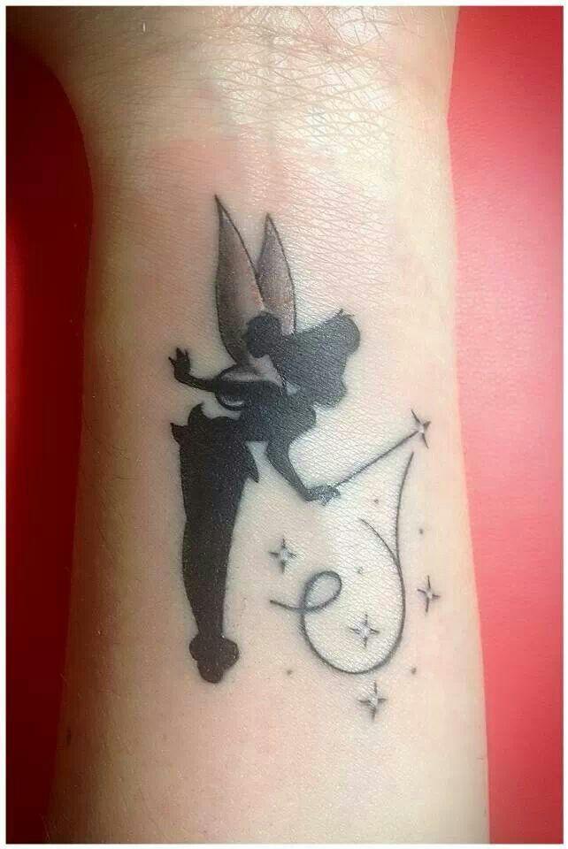 Campanilla Tattoo Tinkerbell Disney Jerónimo Velasco Tattoos