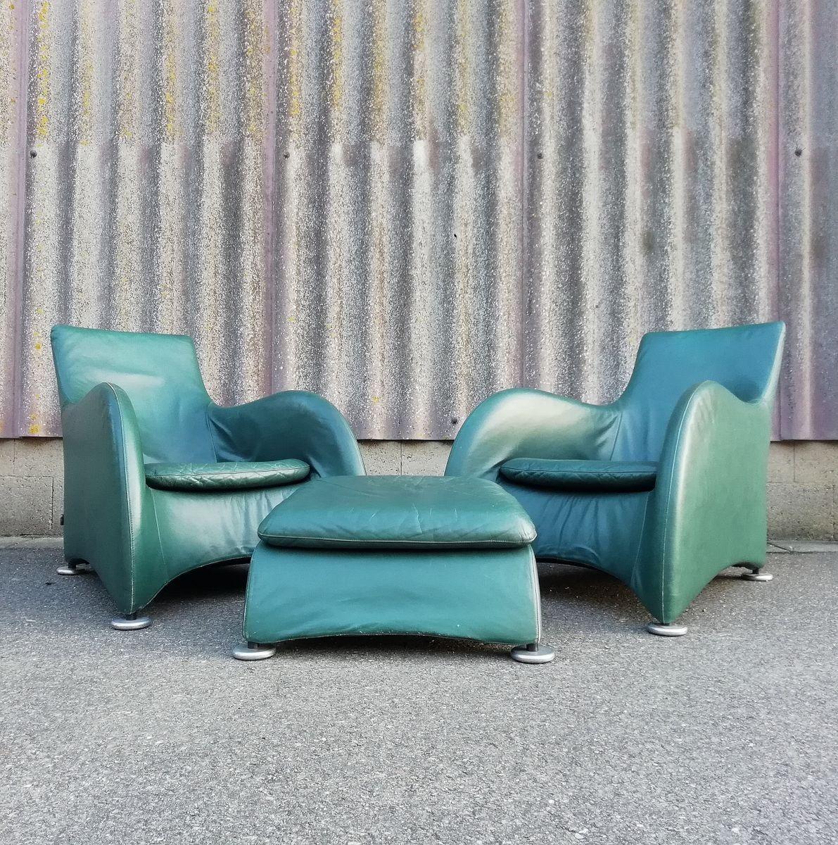 Mobel Sessel Ohrensessel Modern Mit Hocker Relaxsessel Hocker Leder Braun Sessel Und Hocker Gunstig Wohnzim Wohnzimmer Sessel Ohrensessel Modern Sessel