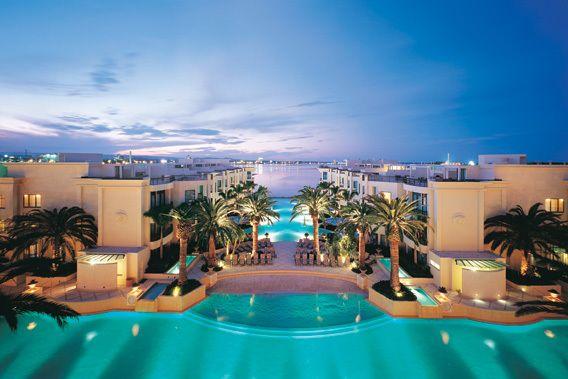 Palazzo Versace Gold Coast Australia  Star Luxury Resort Hotel
