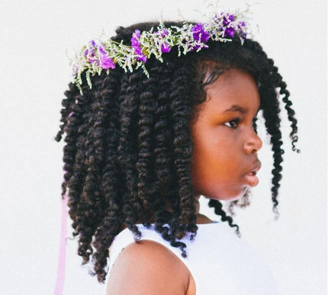 Wedding Hairstyle Hacks: Wash Day Hair Hacks For Your Little Naturalista
