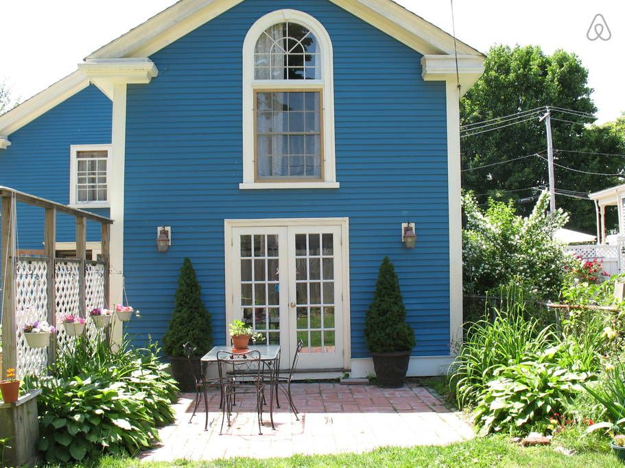 """Check out this awesome listing on Airbnb: Salem/Beverly """"barn by the harbor"""" - Apartments for Rent in Beverly"""
