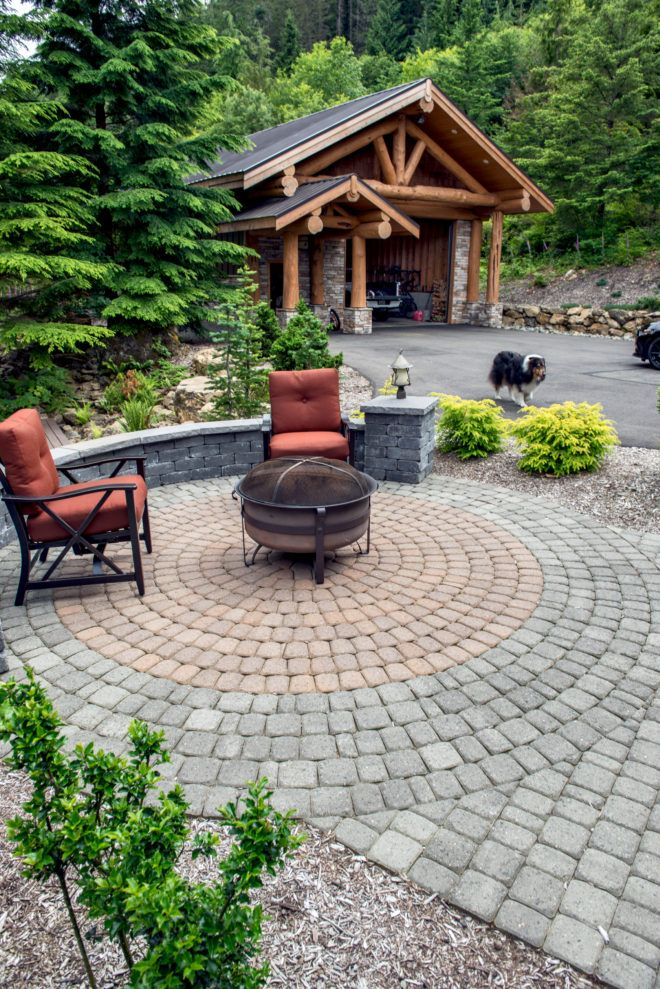 A Hidden Gem Away From The City In 2019 Paver Patios