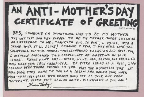Mother And Anti
