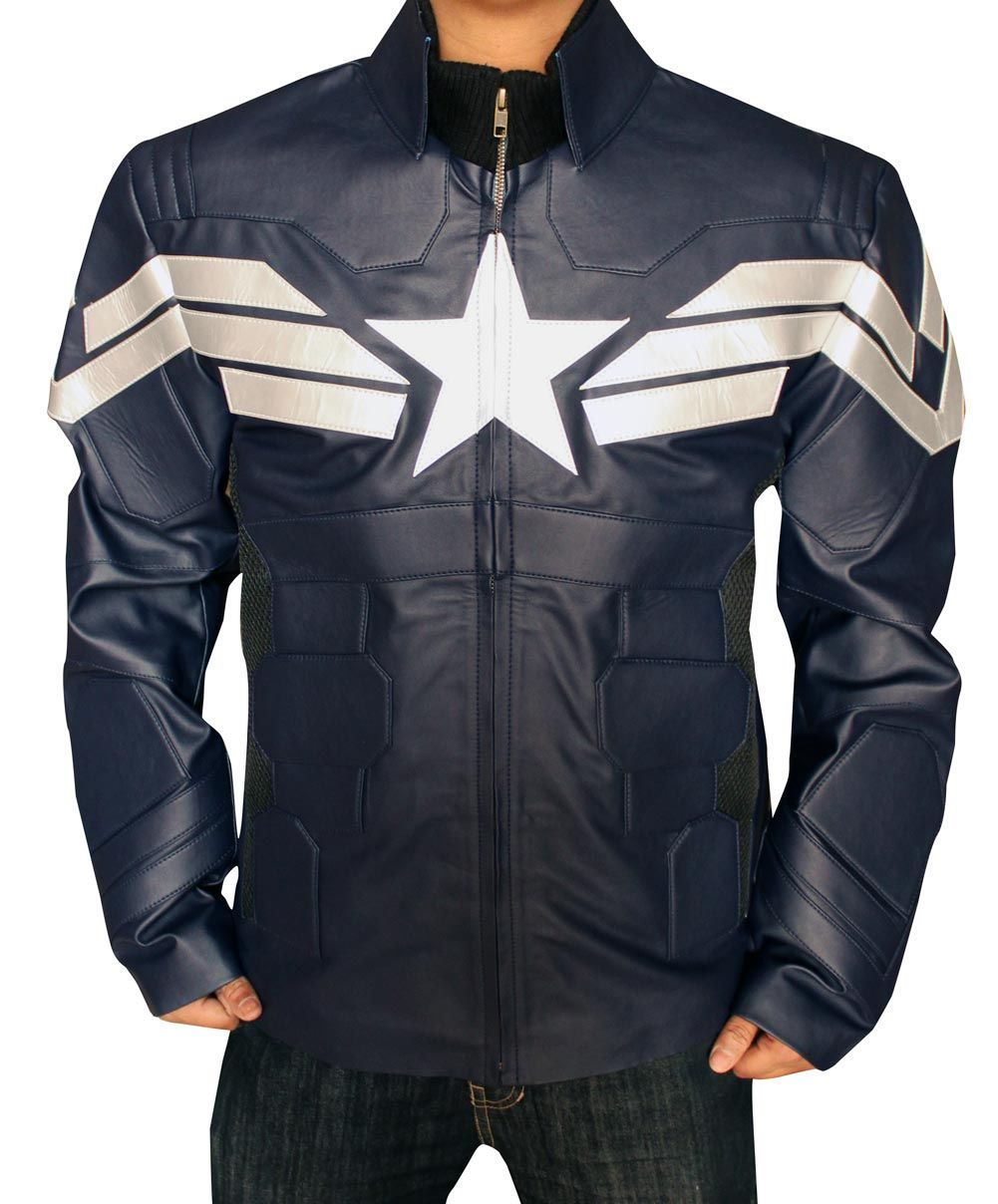 Smallville Red leather jacket Superman Leather Jackets