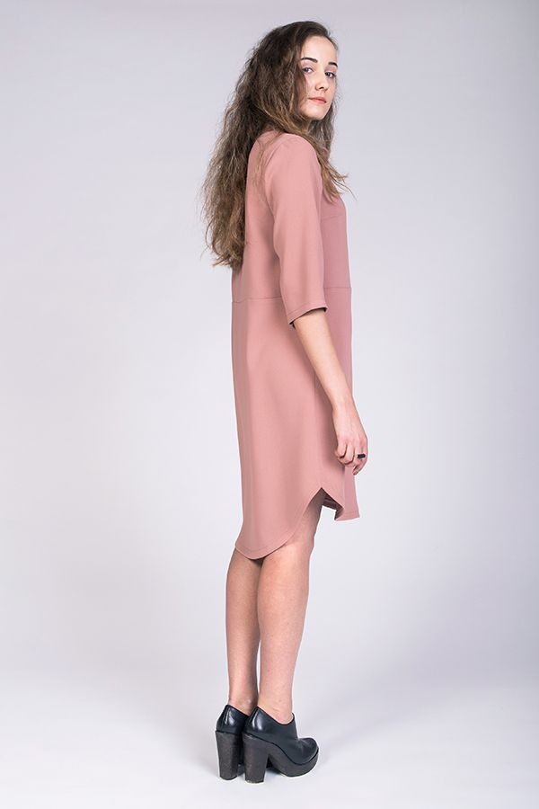 Helmi Tunic Dress   sew • wardrobe