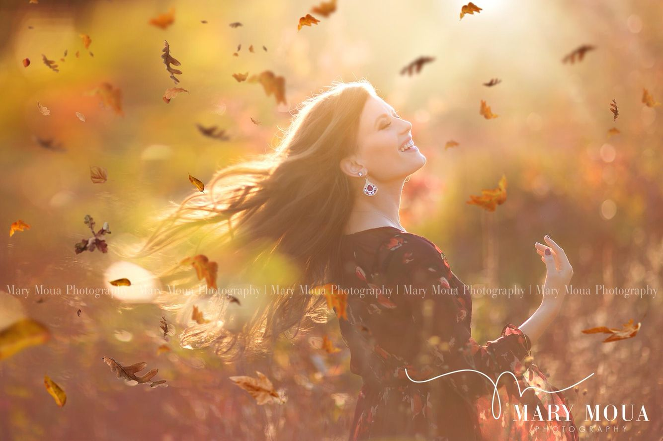 Mary Moua Photography - Wisconsin High School Senior Photographer. Fall session