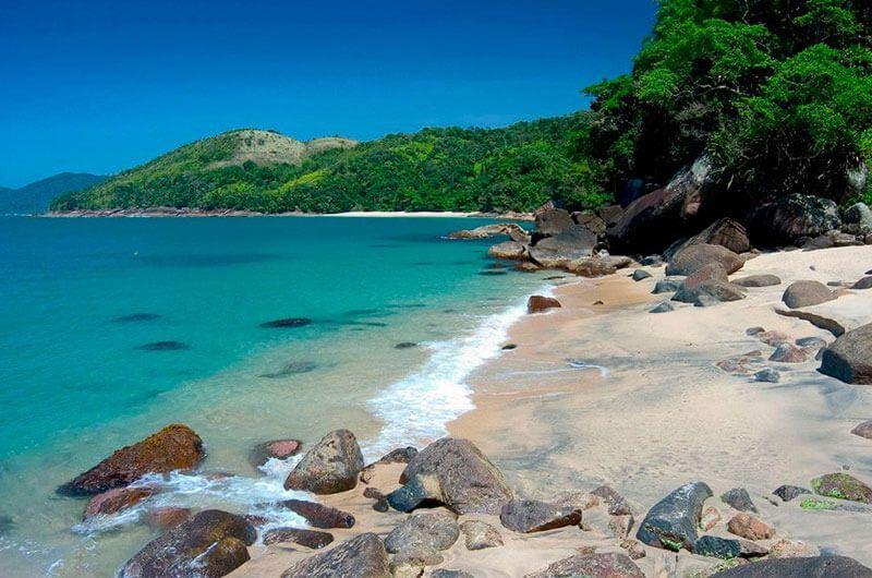 As 11 Melhores Praias Desertas Em Sp Com Imagens Praia Do