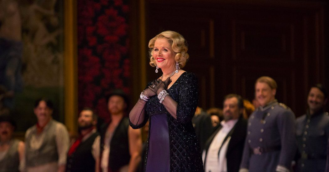 In a moment broadcast live worldwide, the superstar soprano bid farewell to a signature role, closing a chapter in her storied career.