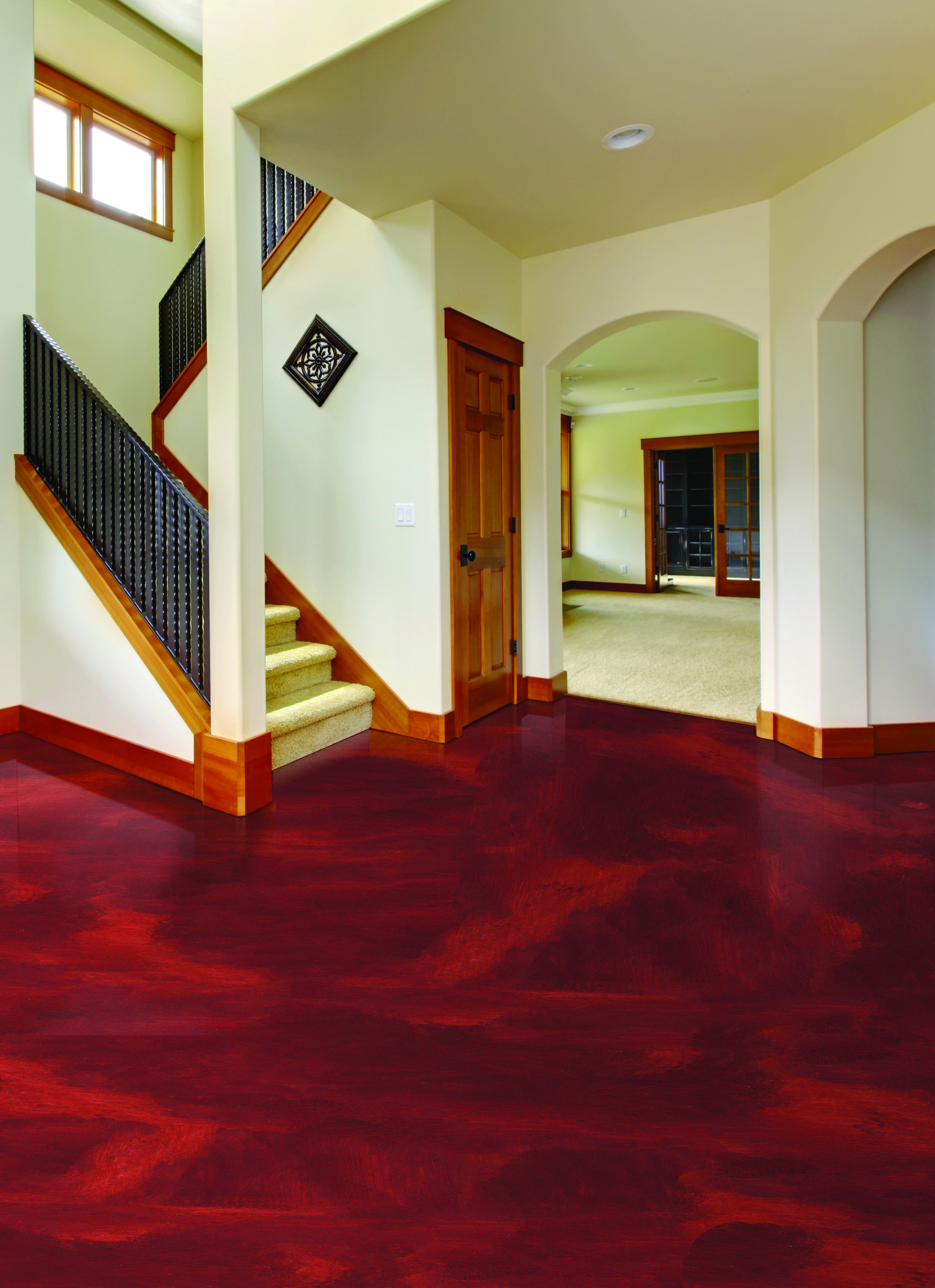 floors applying tutorial stained color and sealer part concrete rocksolid dsc