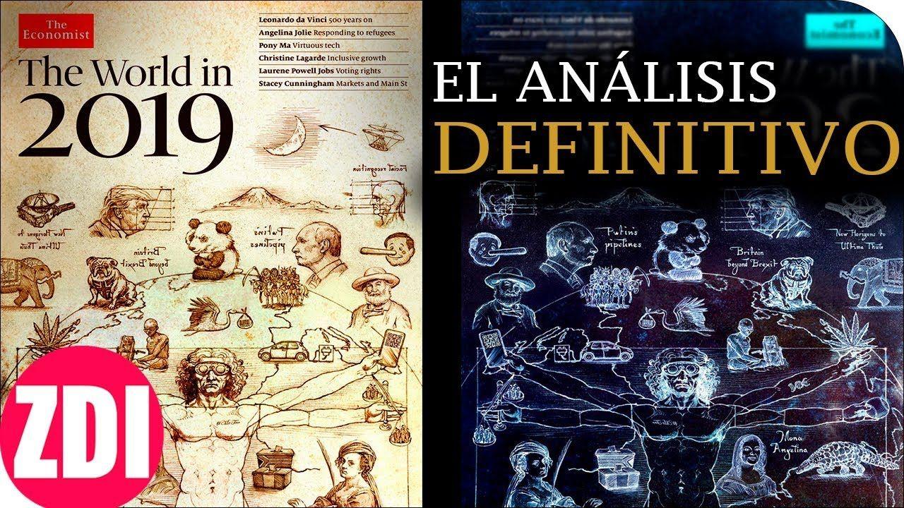 Las PREDICCIONES de The Economist 2019  El análisis DEFINITIVO