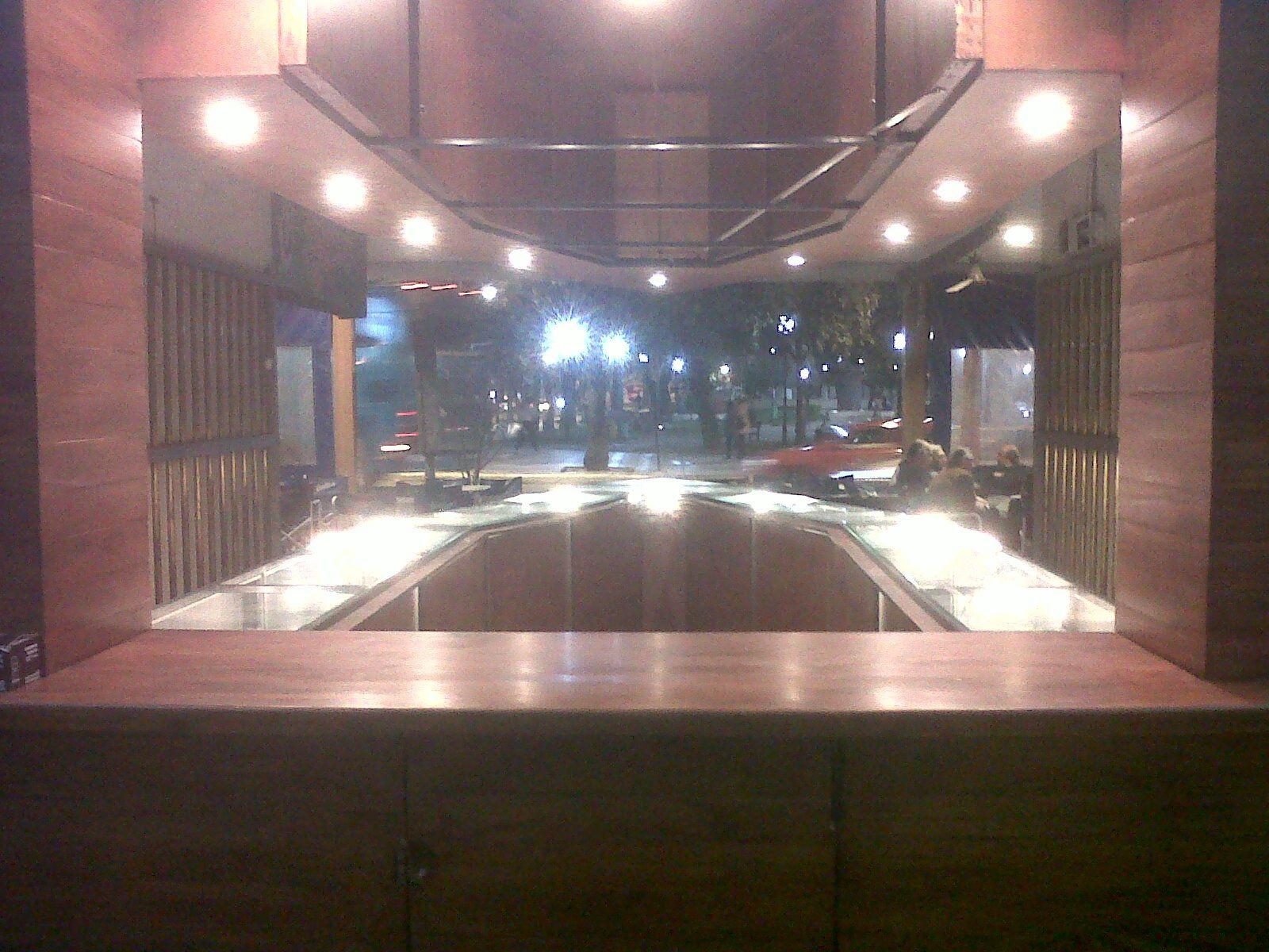 La Cabina Bar : Cabina bali interiors