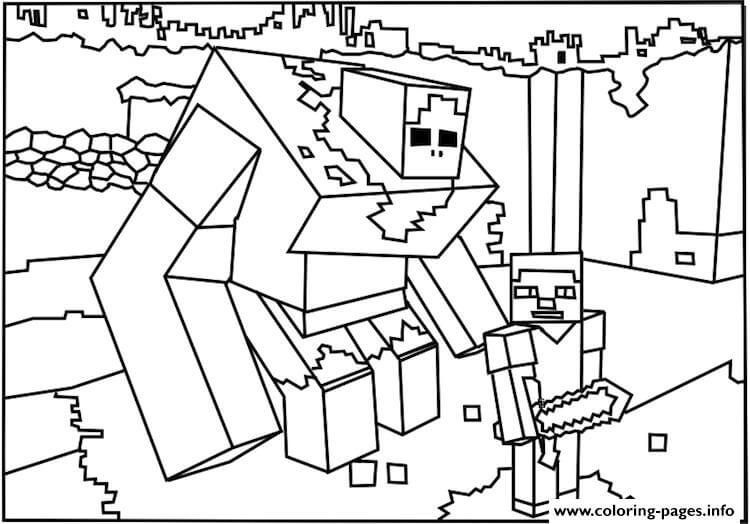 Pin By Scribblefun On Minecraft Coloring Pages Minecraft Coloring Pages Lego Coloring Pages Monster Coloring Pages