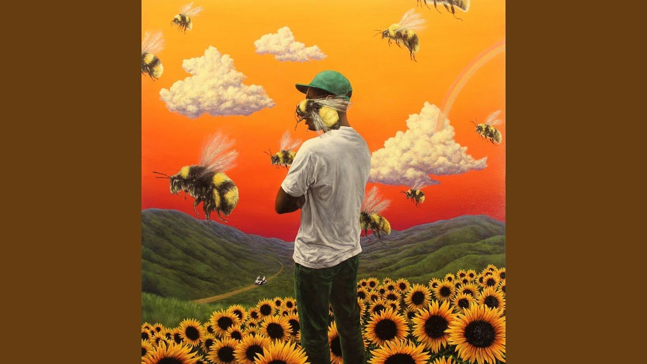 Boredom Tyler The Creator Wallpaper Flower Desktop Wallpaper Tyler The Creator