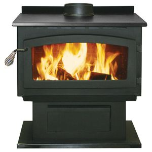 Us Stove King Pedestal Heater With Blower Wood Stove Wood Burning Stove Wood Burning Heaters