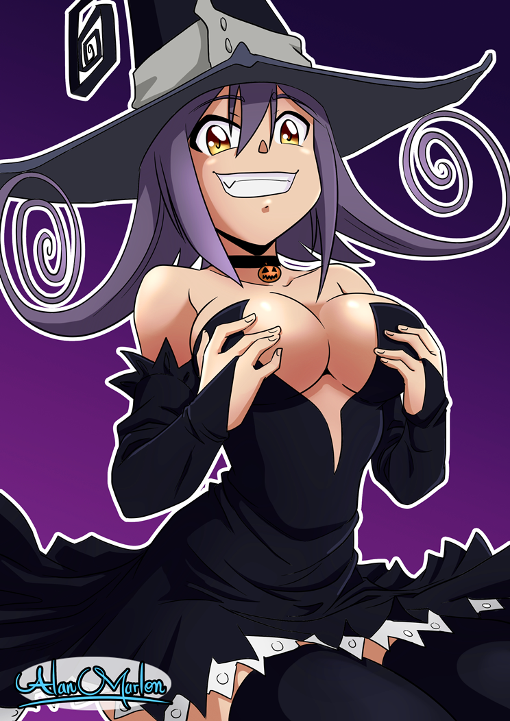 sexy-naked-soul-eater-hotaru-nago