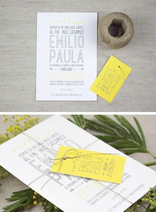 Invitaciones de boda originales1000 detalles 1000 ideas