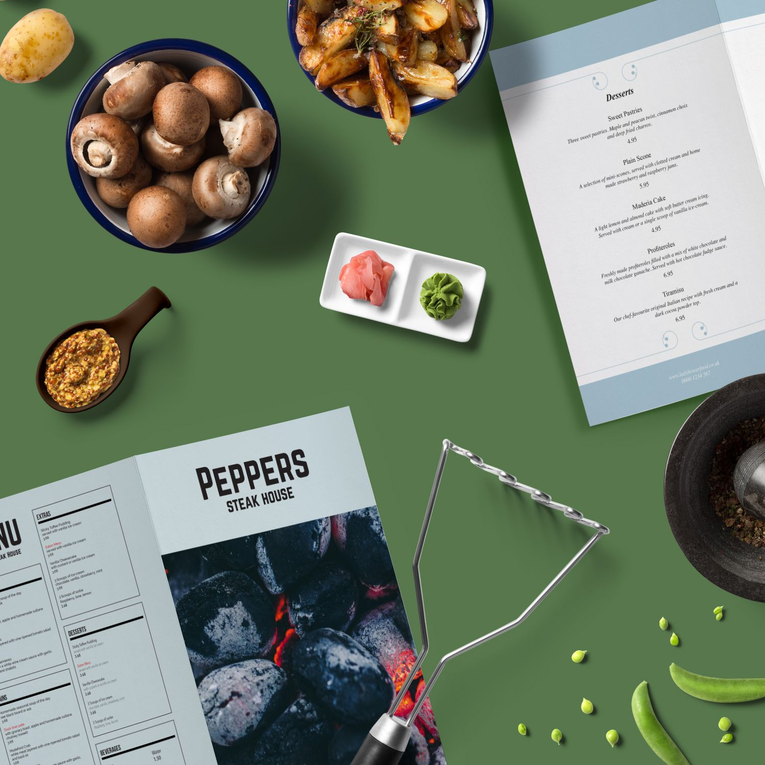 interesting menu designs from print waiter the uk s online menu