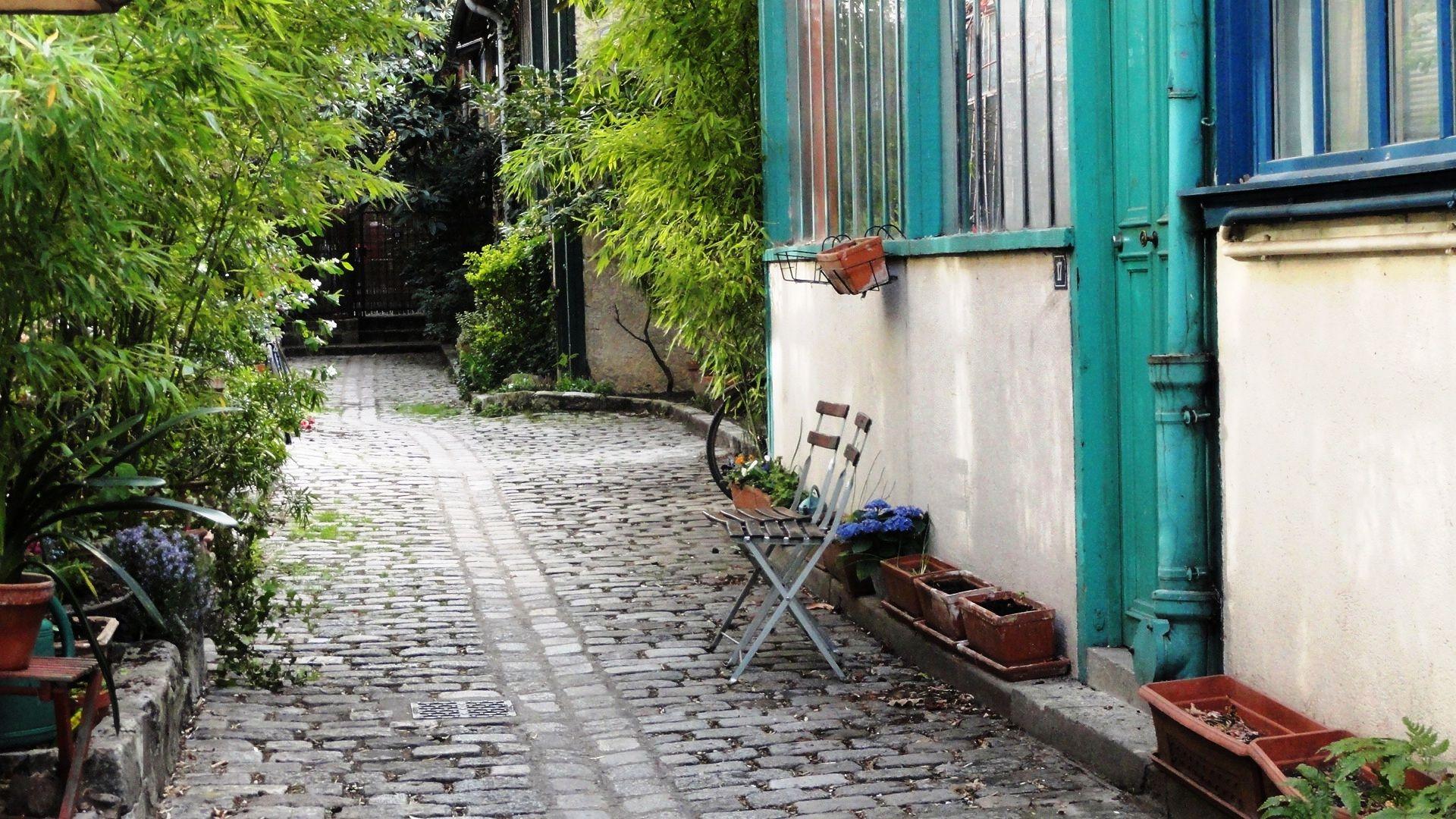 La Cité Verte - 147 rue Léon Maurice Nordmann, Paris 12e | Lieux à ...