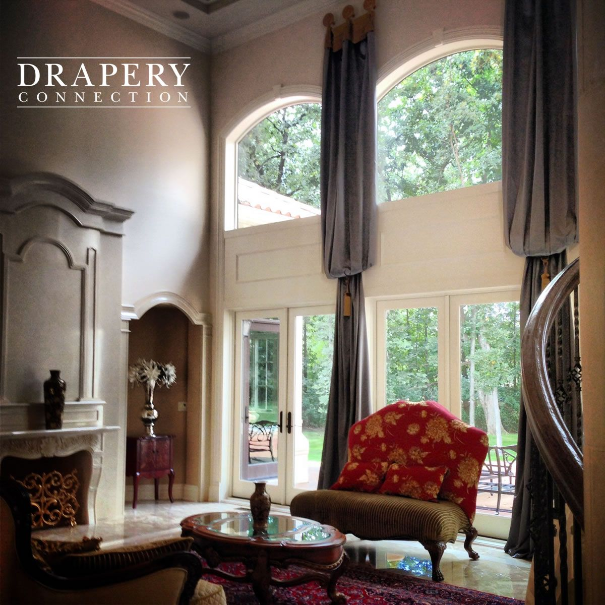 Designed With You In Mind By Drapery Connection Drapery Custom