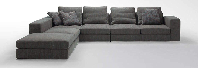 Stupendous Arezzo Modern Modular Fabric Sectional Sofa 2500 Uwap Interior Chair Design Uwaporg