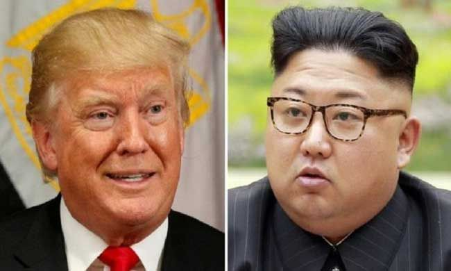 'Only one thing will work' with N Korea, says President Trump