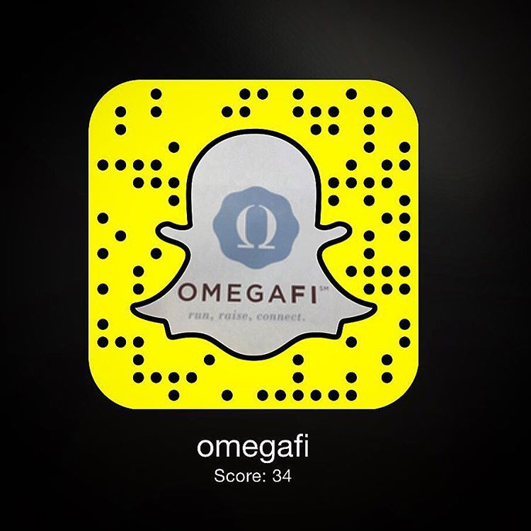 Add #OmegaFi on #Snapchat! #getsocialwithus
