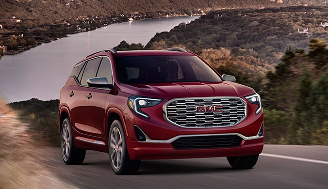 2020 Gmc Terrain Towing Capacity Review Interior And Price