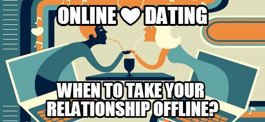 How To Take Online Dating To The Next Level