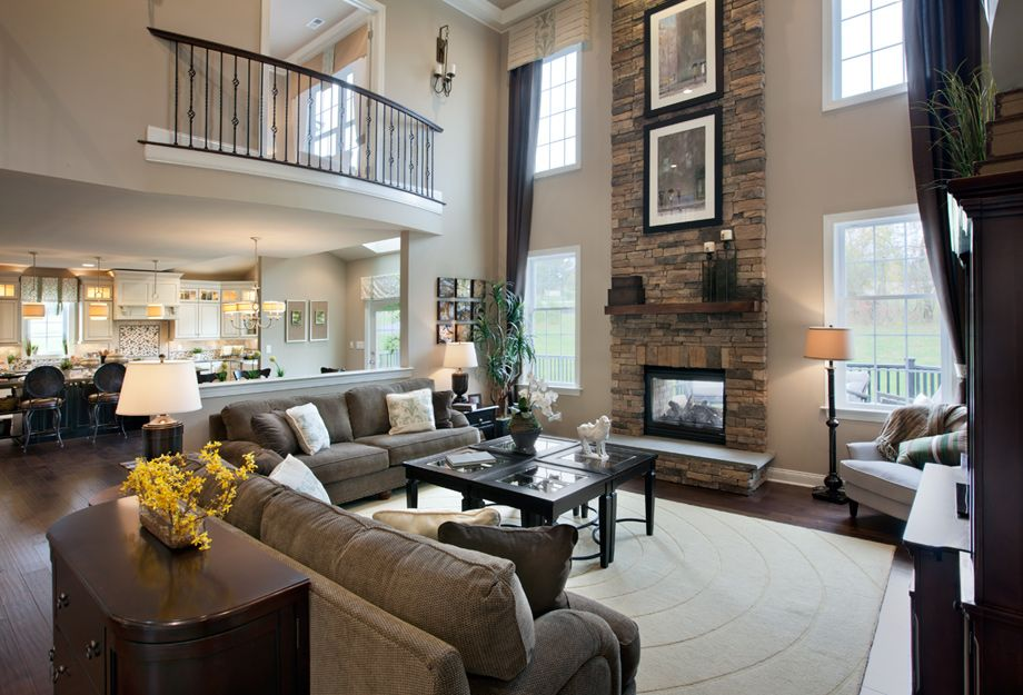 Summit Estates At Westchester In 2020 Home Great Rooms