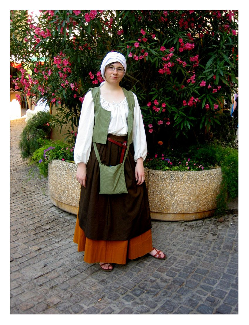 Medieval clothing 03 by serenya on deviantart the - Reconstitution historique salon de provence ...