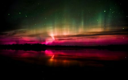 Aurora Borealis - Forces of Nature Wallpaper ID 1079890 - Desktop Nexus Nature