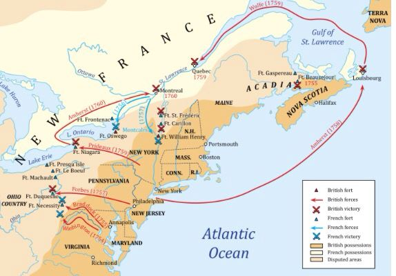 what was the relationship between colonizing countries and their colonies