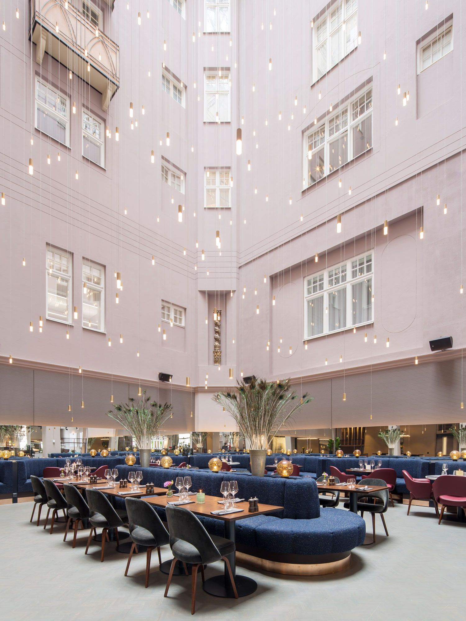 New Radisson Collection Hotel In Stockholm By Wingårdhs