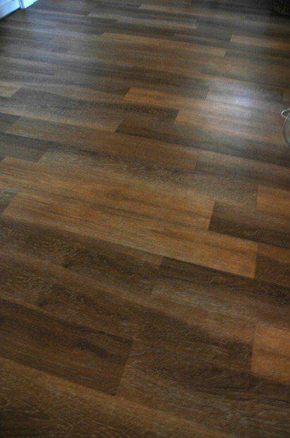 Trafficmaster Allure Vinyl Plank Flooring From Home Depot In Limed