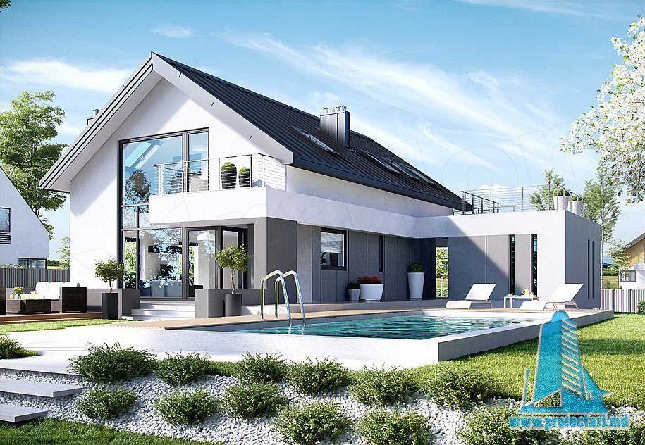 Oferta de Constructie SEREX MOLDOVA!!! Pret casa la Rosu: -Casa ...