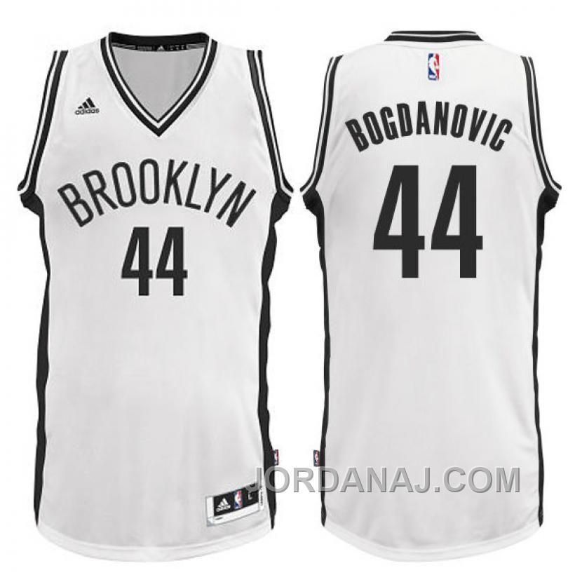 3216f7660 Buy Bojan Bogdanovic Brooklyn Nets New Swingman Home White Jersey from  Reliable Bojan Bogdanovic Brooklyn Nets New Swingman Home White Jersey  suppliers.