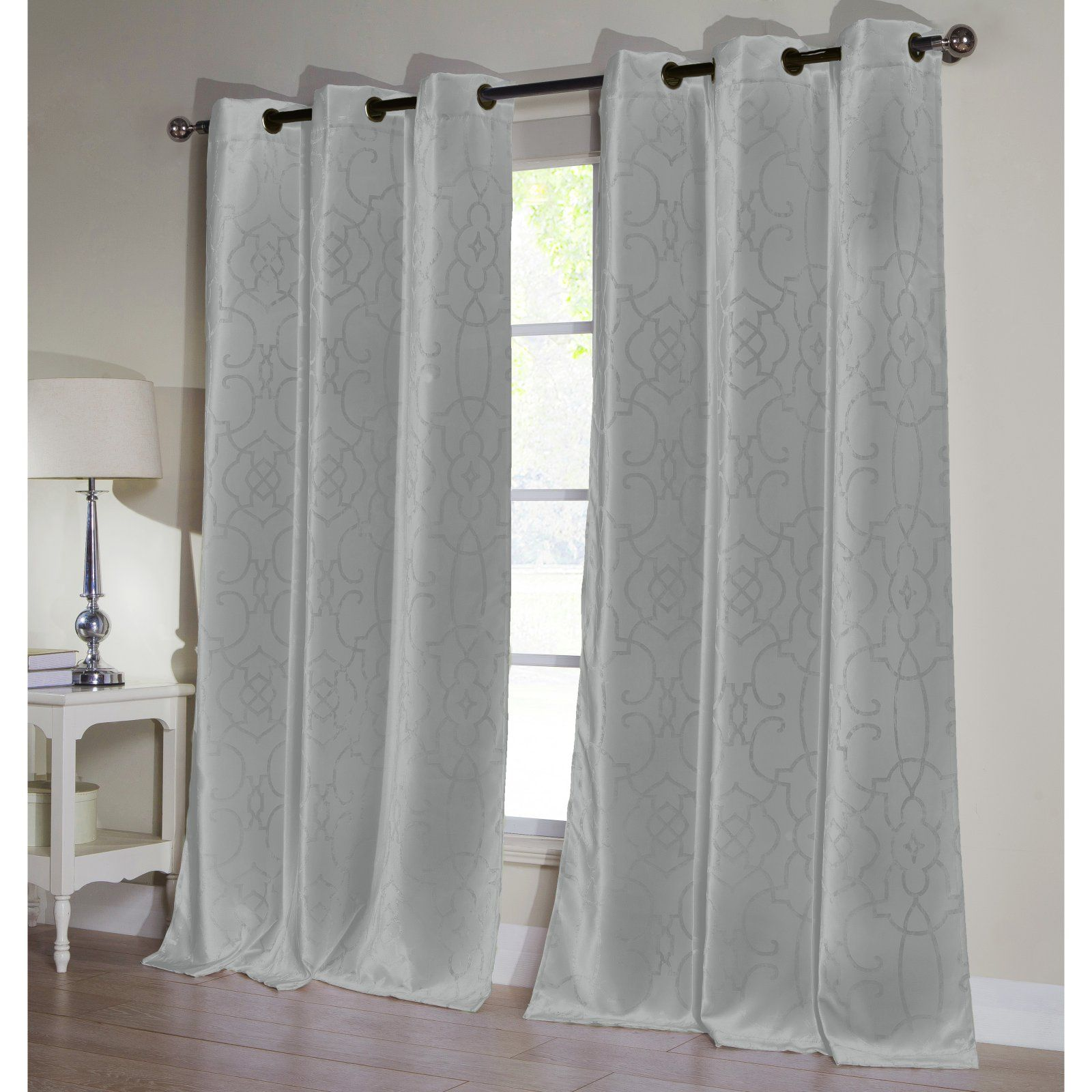 Duck River Kittattinny Heavy Blackout Grommet Pair Curtain Panel