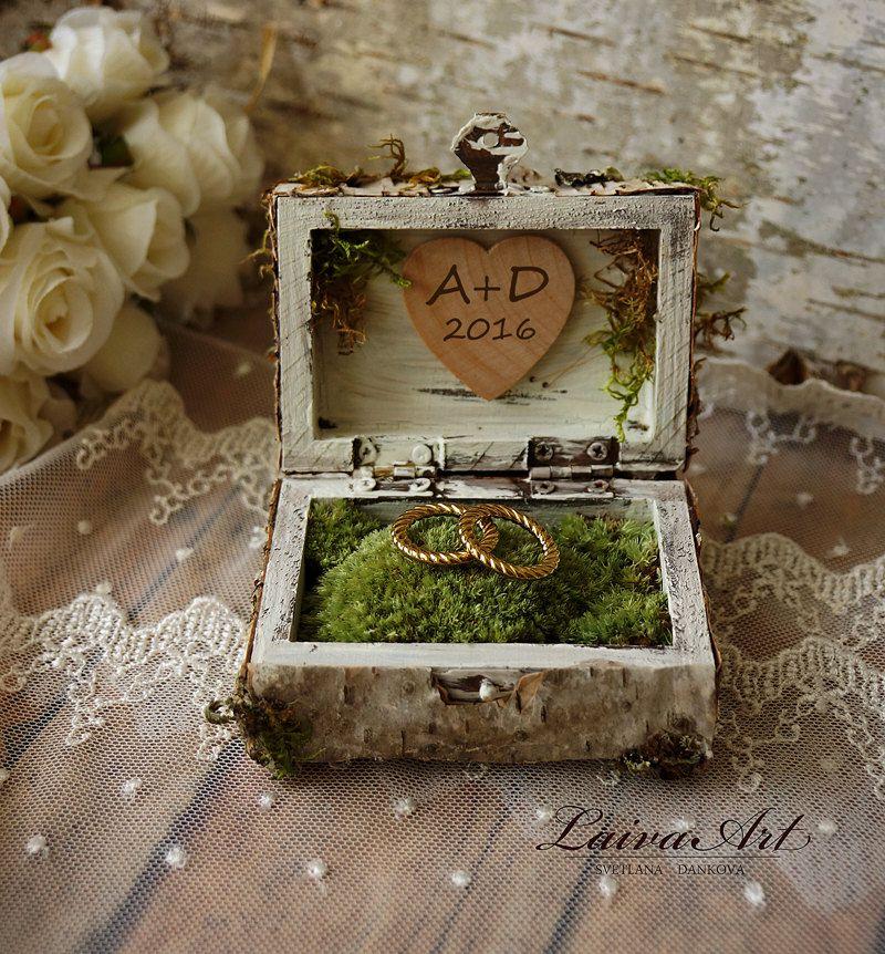 love this ring box #weddings #mybigday