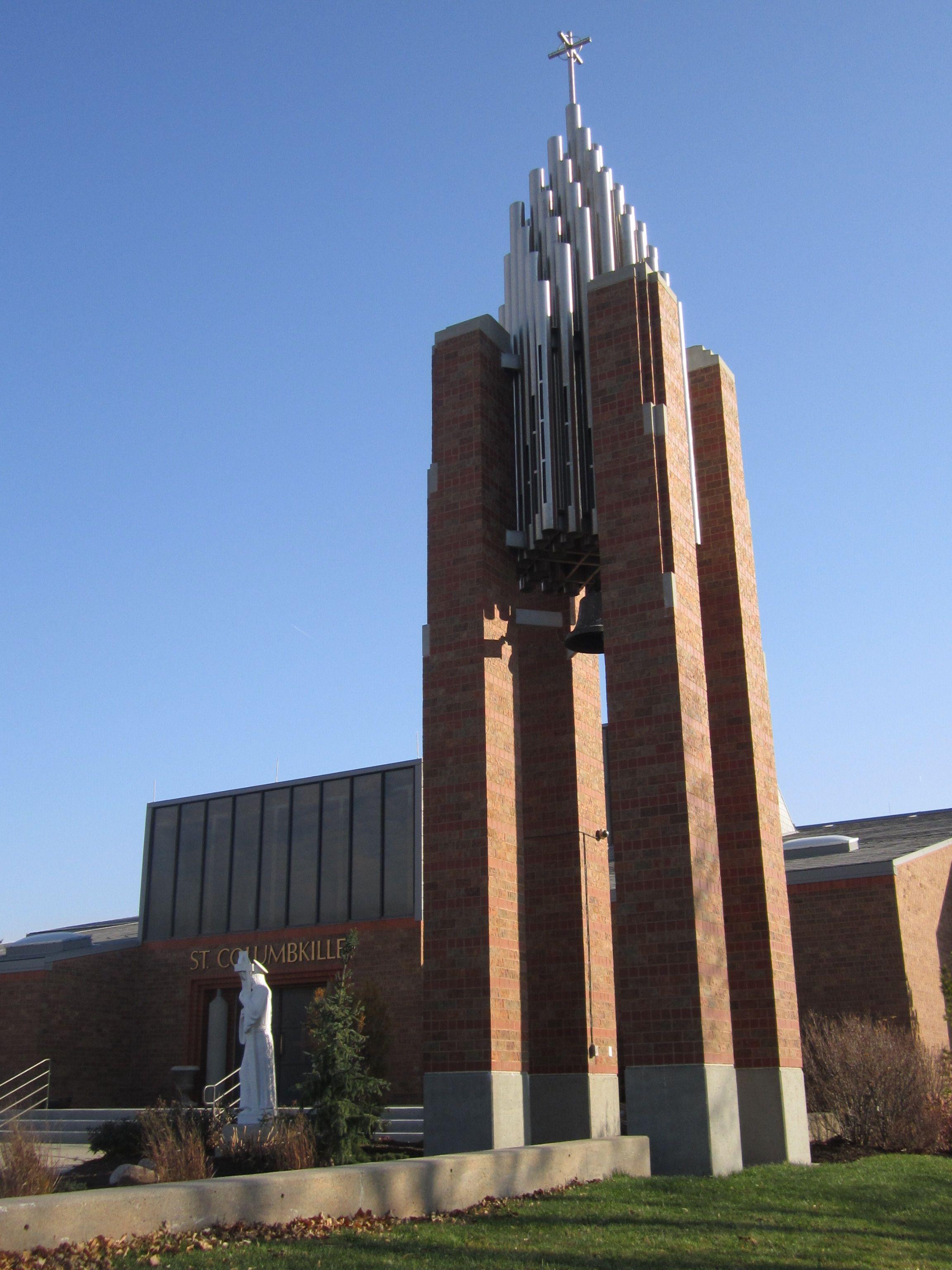 St. Columbkille Catholic Church in Papillion, Nebraska
