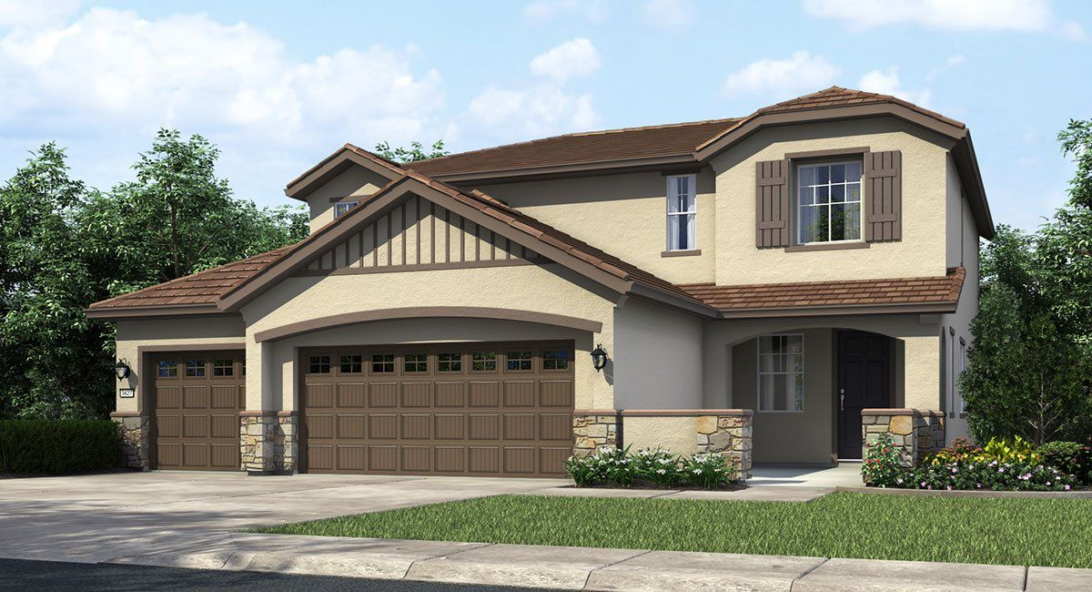 The Windsor - Plan 3427 New Home Plan in Kensington Estates at Somerset Ranch by Lennar