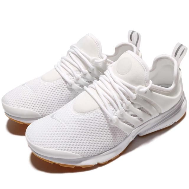 edf68a0b1524 Wmns Nike Air Presto White Gum Women Casual Shoes Slip-On Sneakers  878068-101