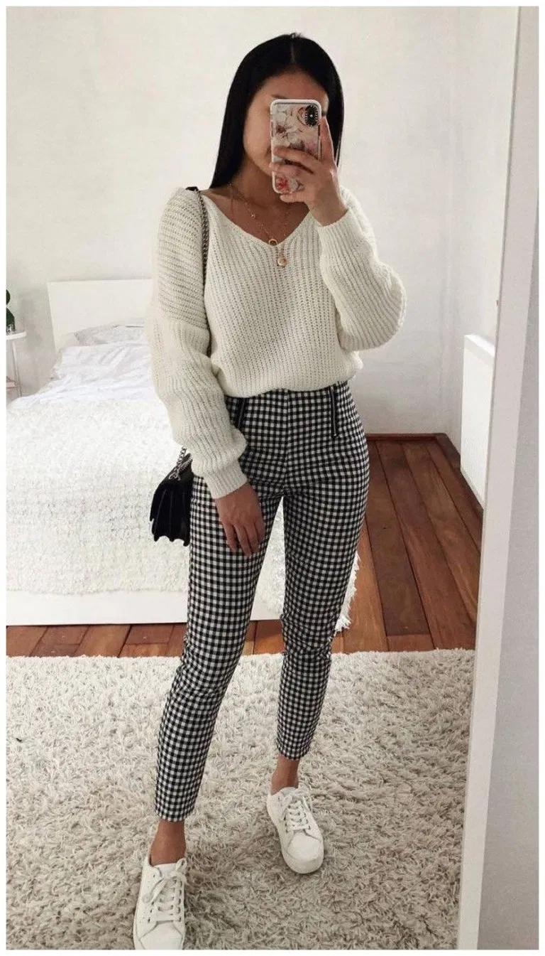45+ Fabulous Back To School Outfits Ideen für Frauen »Home in Fashion #schooloutfit